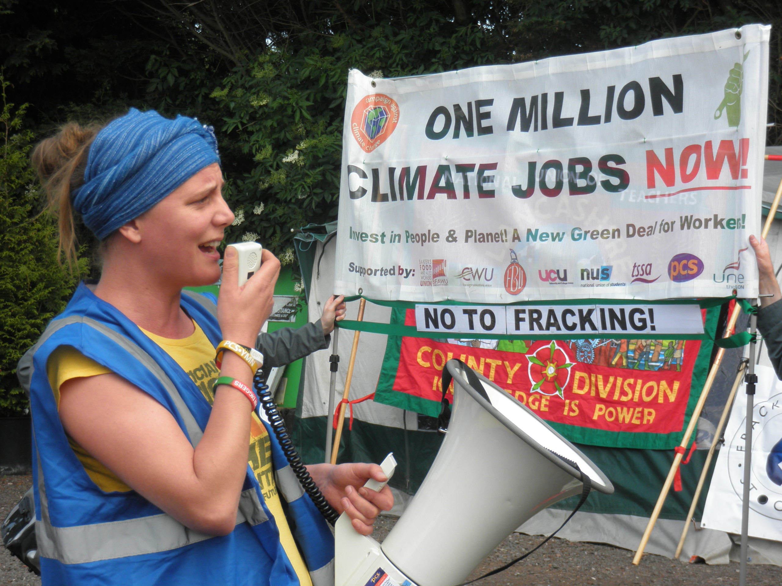 Trade Unions and Climate Change: An Interview with Clara Paillard
