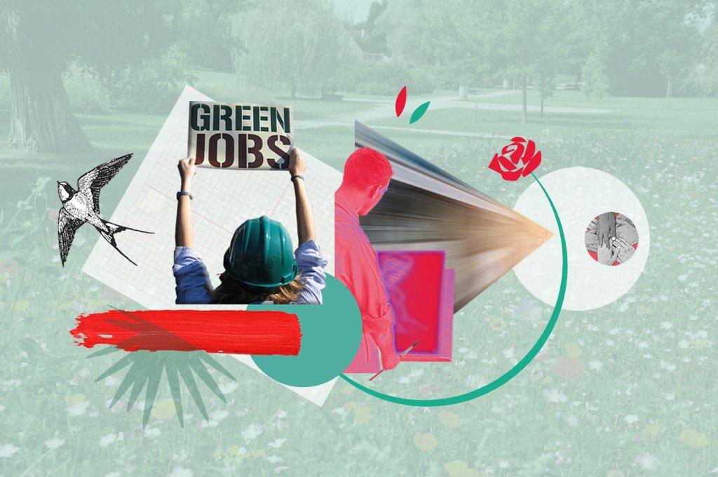 Green New Deals must push the boundaries