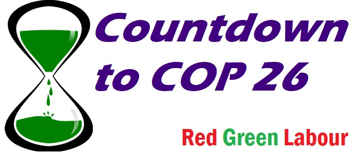 Model motion- COP26 and the Climate Emergency