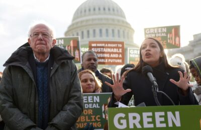 Whose Green New Deal?