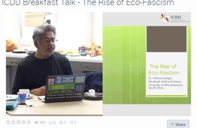 Video- The Rise of Eco-Fascism