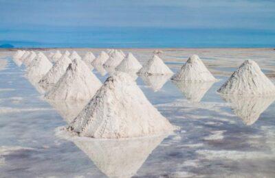 Lithium, Cobalt, and Rare Earths…