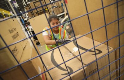 Amazon Is a Symbol of Capitalism's Wastefulness