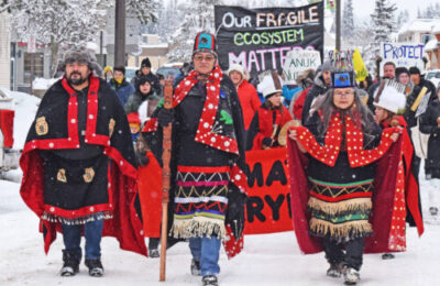 Indigenous sovereignty, climate justice and #JustTransition