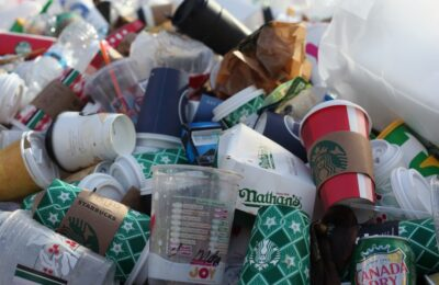 What should we do about waste?