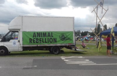 Animal Rebellion- fighting for the animals, people and the planet
