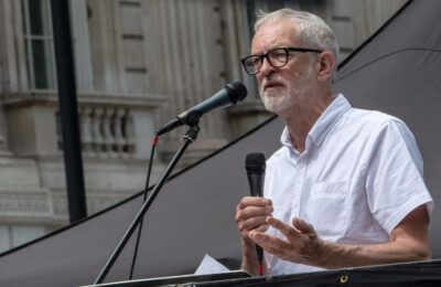 Jeremy Corbyn: Climate Crisis is a class issue.
