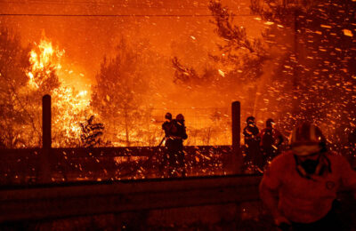 Humanity Isn't Burning the Planet – Capitalism Is