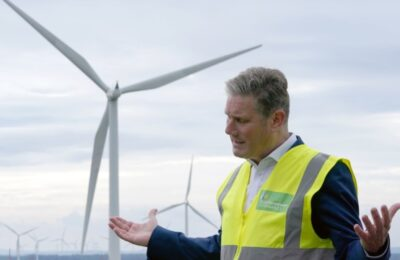 Keir Starmer on a climate collision course as constituency party backs socialist green new deal