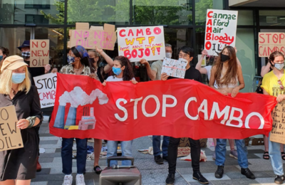 Stop Cambo!