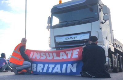 Why Don't We Do It In The Road? Some thoughts on Insulate Britain…