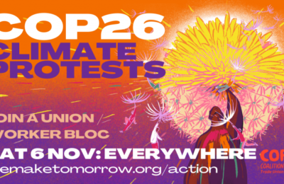 Unite Policy Conference backs climate action