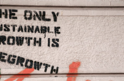 Level Down- the case for degrowth