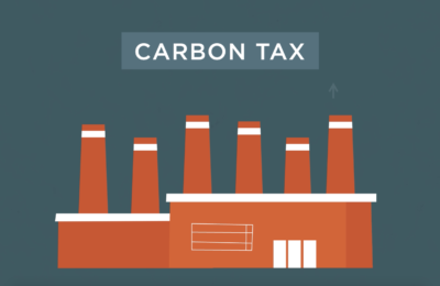 Big support for taxing the polluters